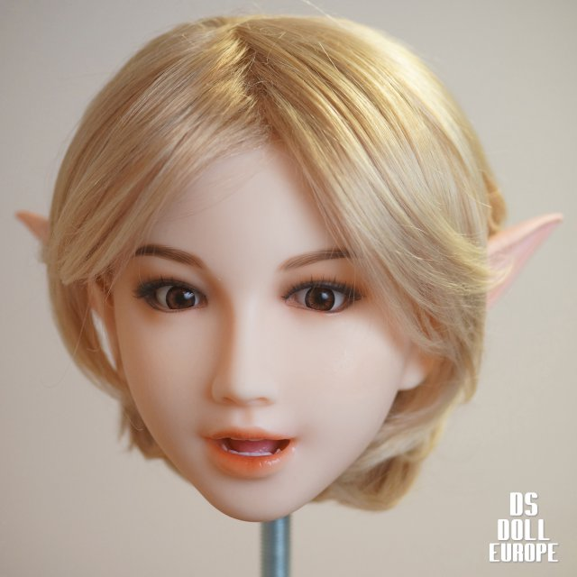Doll Sweet Youyi head - experimental elf mod