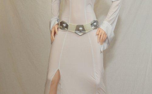 Doll Sweet 168-L mit Youyi-Kopf - Cosplay Leia