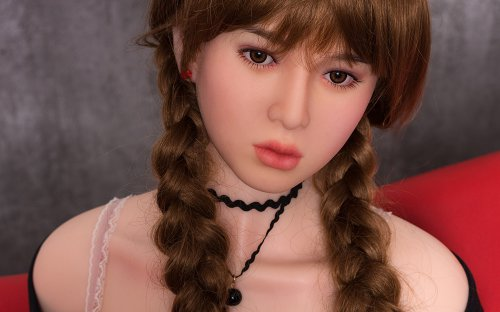 Doll Sweet DS-167 body style with ›Mohan‹ head aka ›Leaf‹ - silicone