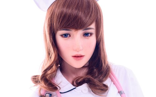 Doll Sweet DS-163 Plus body style with ›Jiaxin‹ head - silicone