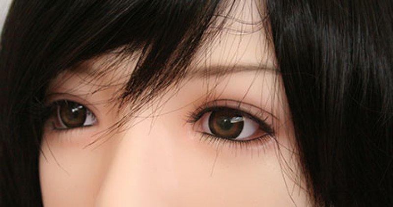 Doll Sweet Braune Augen