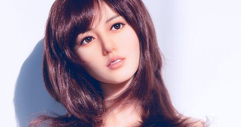 Doll Sweet ›Sammi‹ head - silicone
