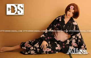 Doll Sweet 158 cm body with Alisa head in LPink skin color.