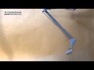 Embedded thumbnail for Design of a robot leg