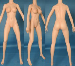 Doll Sweet 168 Plus body