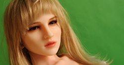 Doll Sweet April head